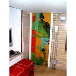 pop art per porta