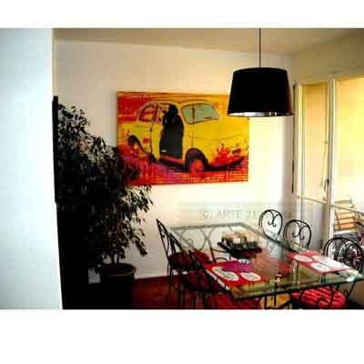 Quadri pop art e stampe d 39 arte originali quadri pop art - Decor art quadri bari ...