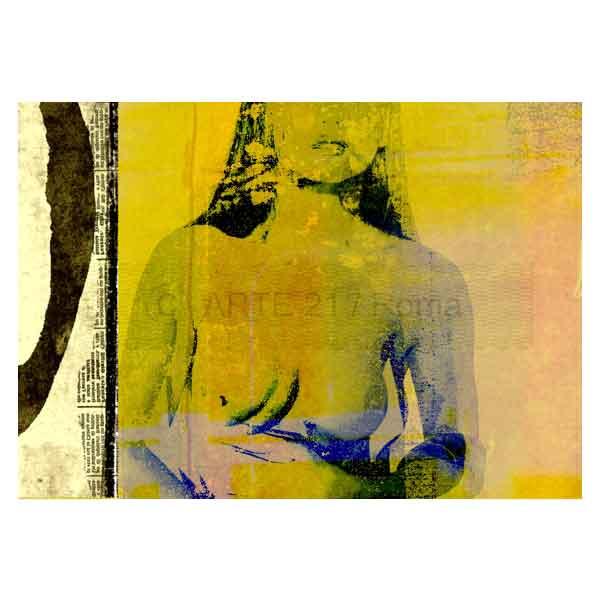 nudo-24 - Quadri Pop Art