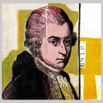 mozart pop art